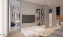 Warszawa mieszkanie 40 m2