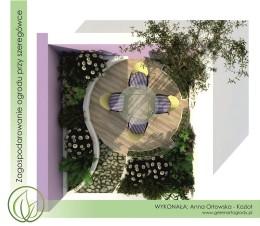 Projekt ogrodu miejskiego