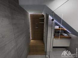 Aranżacja nowoczesnej łazienki Kraków