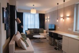 Apartament we Wrocławiu - 40m2