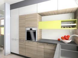Projekt kuchni pod Kielcami