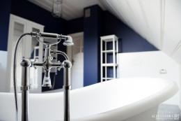 łazienka - dom letniskowy