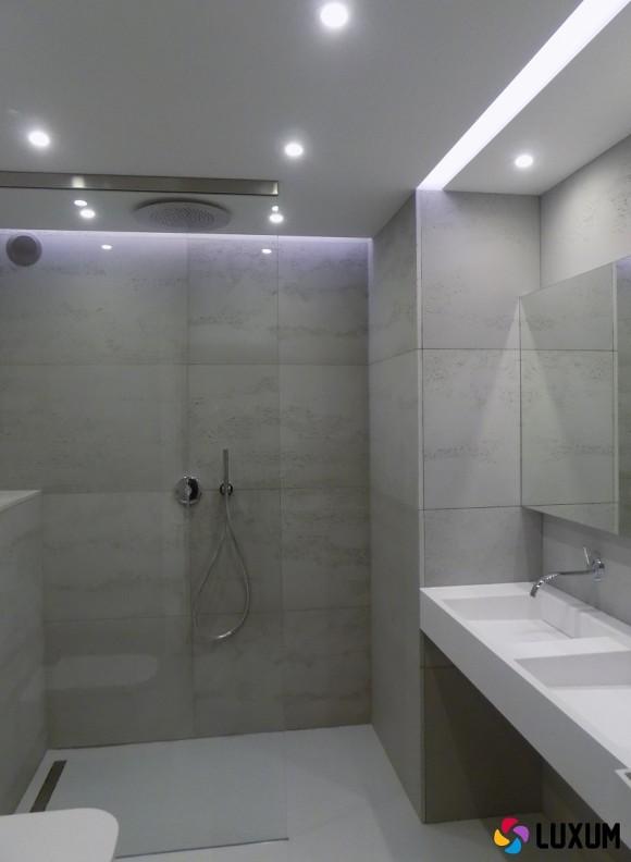 beton architektoniczny p yty betonowe w azience manufaktura luxum e aran. Black Bedroom Furniture Sets. Home Design Ideas