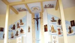Malarstwo Ścienne - Polichromia Kościelna