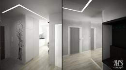Wnętrze minimalistyczne