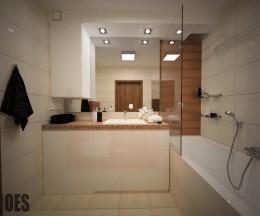 Projekt łazienki w Krakowie