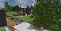 Obiekt przemysłowy-też ogród