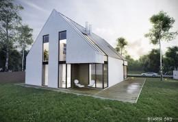 Dom jednorodzinny B01