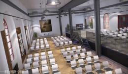 Wnętrza konferencyjne