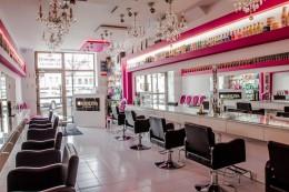 Zdjęcia z realizacji salonu fryzjerskiego