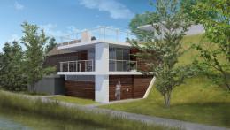 Dom prywatny w Kiekrzu