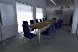 salon samochodowy - gabinety