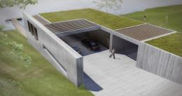 Koncepcja domu w Lusowie