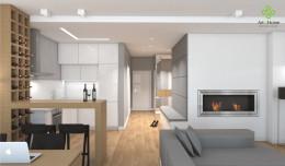 .nowoczesne mieszkanie
