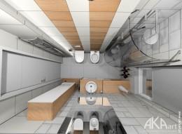 Nieduża łazienka 01