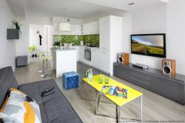 radosne mieszkanie