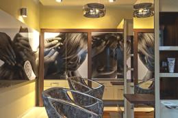 salon L`Oreal - udomowiona elegancja