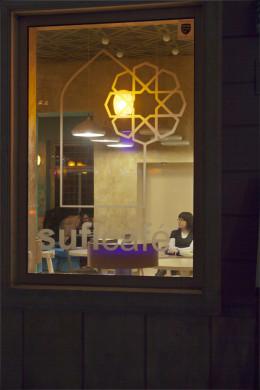 Sufi Café pachnąca orientem