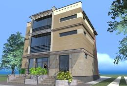 budynek usługowy (usługi medyczne)