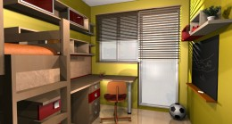 Pomysł na pokój młodzieżowy Pabianice
