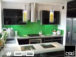 Zielone szkło / Green glass (zdjęcia/photos)
