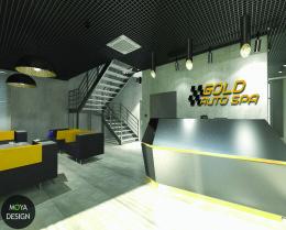 Myjnia samochodowa Auto Gold SPA