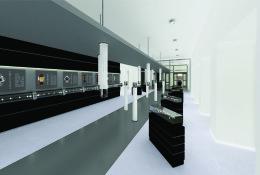 Salon sprzedaży i wystawa marki zegarków Patek Philippe