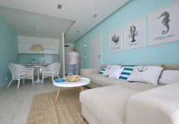 aranżacja wnętrz Koszalin / Apartament Darłowo Yacht Club