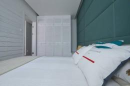 aranżacja wnętrz koszalin / sypialnia