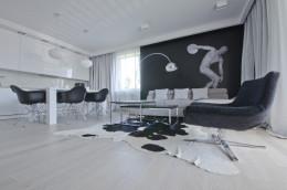 projekt Apartamentu Darłowo
