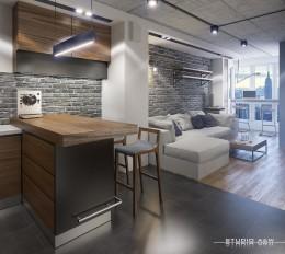 Apartament NYC w Warszawie