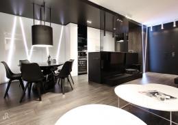 wnętrze apartamentu Częstochowa
