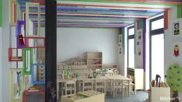 Tęczowe Przedszkole, Poznań