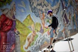 Malowanie artystyczne ścian