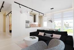 Apartament na Polanie - 2 wersja