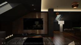 dom 250 m2 - imprezownia na poddaszu