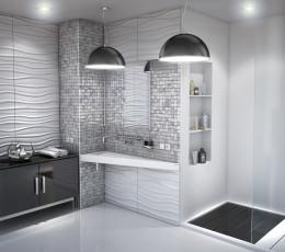 Niepowtarzalna łazienka od Luxum