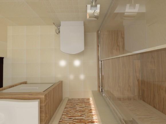 łazienka Beżowa Katarzyna Wnęk E Aranżacjepl