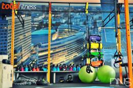 Aranżacja klubu fitness