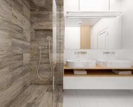 nowoczesna łazienka | Opole