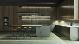 kuchnia w apartamencie | Berlin