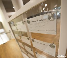 Mebel na zamówienie dla Muzeum Polin w Warszawie