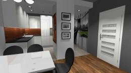 Mieszkanie singla 2