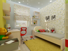Mieszkanie dla młodego małżeństwa z dzieckiem