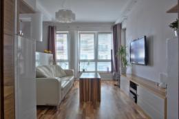 Małe mieszkanie dla dwojga