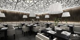 La Dolce Vita - projekt restauracji