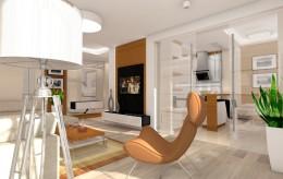 Apartament z drzewem Teakowym