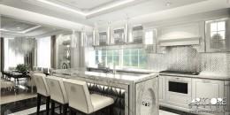 CONTEMPORARY CLASSIC -Projektowanie wnętrz kuchni