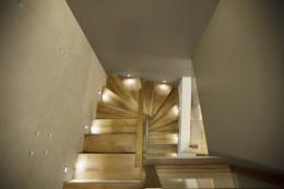schody w szeregowcu
