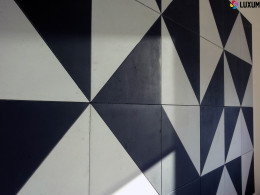 Mozaika z betonu architektonicznego